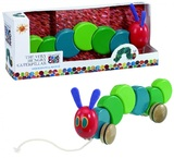 Very Hungry Caterpillar - Wooden Pull Along