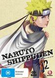 Naruto Shippuden - Collection 12 DVD
