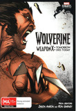 Wolverine: Weapon X - Marvel Knights on DVD