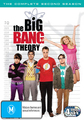 The Big Bang Theory - Complete 2nd Season (4 Disc Set) on DVD