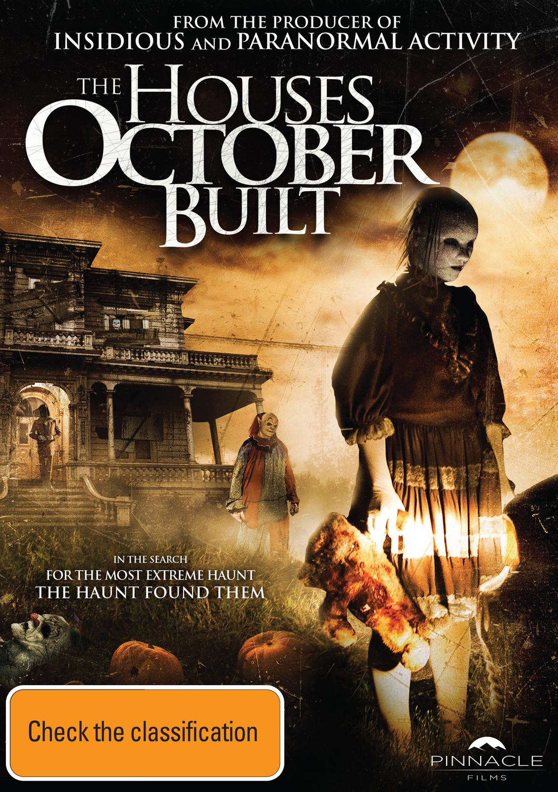 The Houses October Built on DVD image