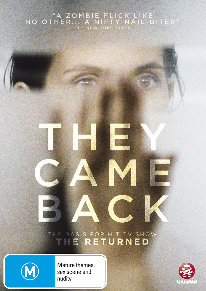 They Came Back on DVD image