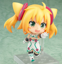 Hacka Doll: Nendoroid Hacka Doll #1 - Articulated Figure image