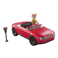 Zootopia: Nick's Convertible - Vehicle Pack