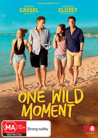One Wild Moment on DVD