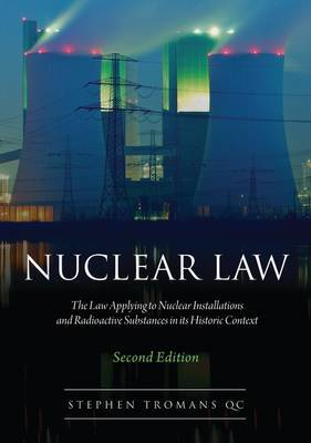 Nuclear Law by Stephen Tromans image