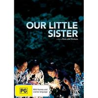 Our Little Sister on DVD image