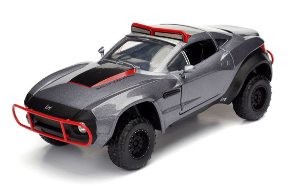 Jada: 1/24 Letty's Rally Fighter Diecast Model