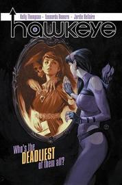 Hawkeye: Kate Bishop Vol. 2 - Masks by Kelly Thompson