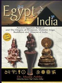 Egypt and India by Muata Ashby