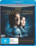 The Da Vinci Code on Blu-ray