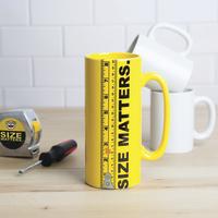 BigMouth Inc: Size Matters Mug