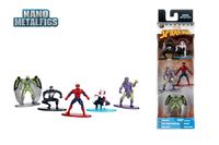 Jada Metal Minis: Marvel - Nano Metalfigs 5-Pack #1 image