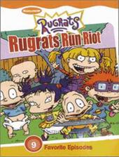 Rugrats - Run Riot on DVD