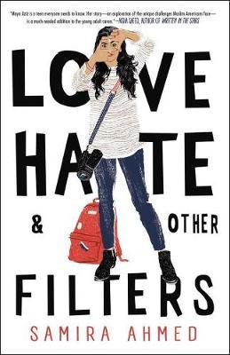 Love, Hate And Other Filters by Samira Ahmed image