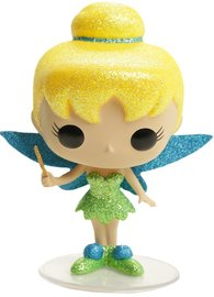 Peter Pan - Tinkerbell (Diamond Glitter Ver.) Pop! Vinyl Figure