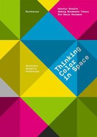 Thinking Color in Space by Kerstin Schultz