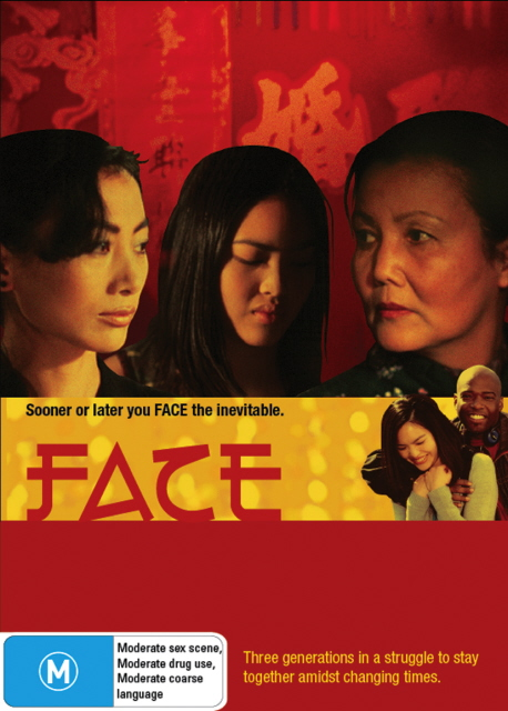Face on DVD image