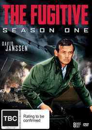 The Fugitive Season 1 on DVD