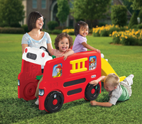 Little Tikes: Fire Station - Activity Gym