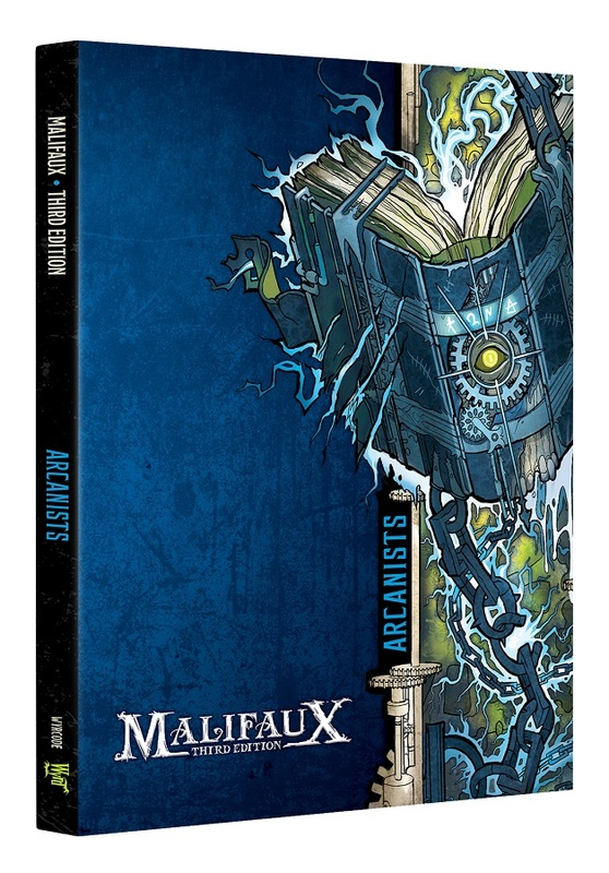 Malifaux: Arcanist Faction Book (M3E)