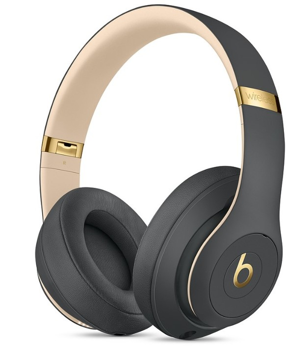 Beats: Studio3 Wireless Over-Ear Headphones - with Pure Active Noise Cancellation - Shadow Grey Special Edition
