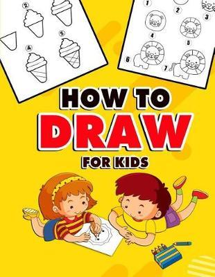 How to Draw for Kids by Renny Hiragana