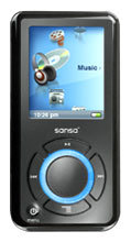 Sandisk 4GB Sansa E260 MP3 Player