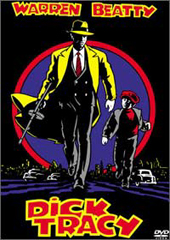 Dick Tracy on DVD