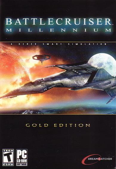 Battlecruiser Millennium Gold Edition for PC Games