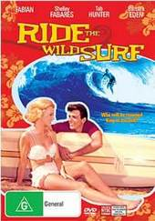 Ride The Wild Surf on DVD
