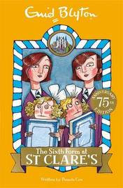 The Sixth Form at St Clare's by Enid Blyton