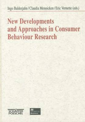 New Developments and Approaches in Consumer Behaviour Research