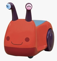 Battat: Buggly Wuggly Ride-On