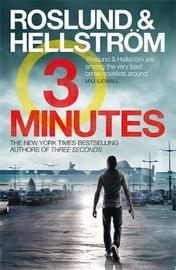 Three Minutes by Anders Roslund