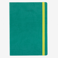 Legami: My Notebook - Large Lined (Turquoise)