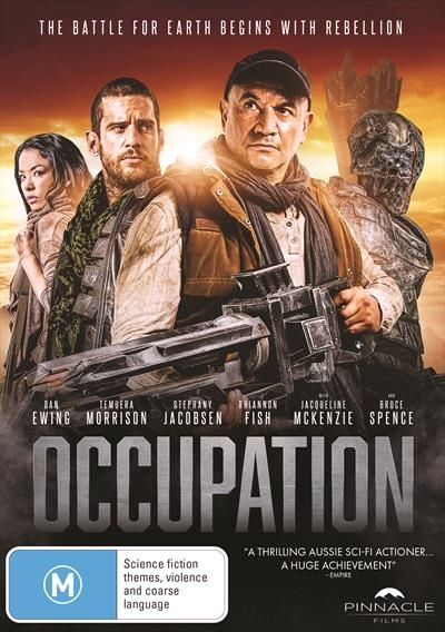 Occupation on DVD