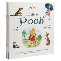 Winnie The Pooh Classic 8 Book Pack