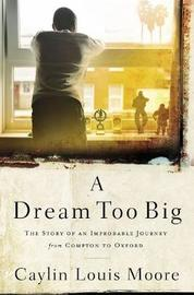 A Dream Too Big by Caylin Louis Moore