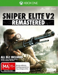 Sniper Elite V2 Remastered for Xbox One