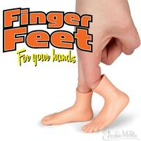 Finger Feet - Finger Puppet Set (Assorted Designs) image