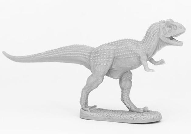 Dark Heaven: Bones Black - Carnotaurus