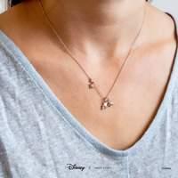 Short Story: Disney Moana Necklace - Silver