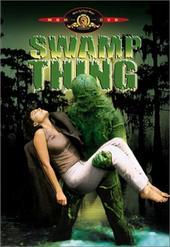 Swamp Thing on DVD