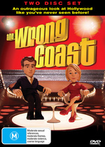 The Wrong Coast (2 Disc Set) on DVD