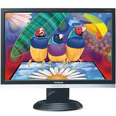 "Viewsonic VA2226W 22"" Wide LCD 1680x1050 5ms Black/Silver image"