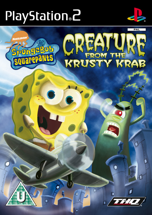 SpongeBob Squarepants: Creature from the Krusty Krab for PlayStation 2