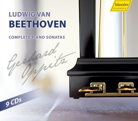 Beethoven - Complete Piano Sonatas (9 CD Set) by Gerhard Oppitz