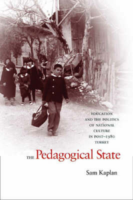 The Pedagogical State by Sam Kaplan