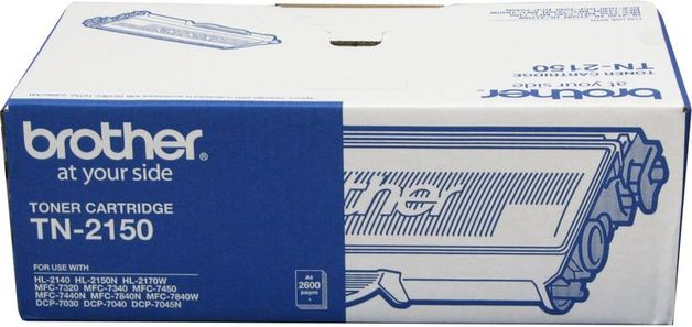 Brother TN-2150 High Yield Toner (Black)